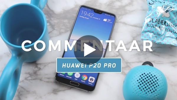Huawei P20 Pro langetermijn review: waarom ik overgestapt ben (Dutch) - YouTube