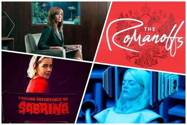 Los 7 estrenos más esperados de este otoño
