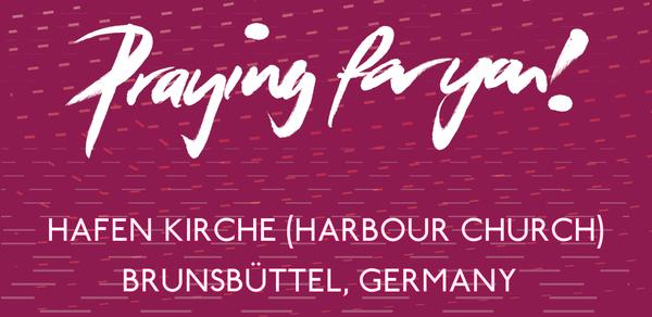 Pray for our pioneers in Brunsbüttel