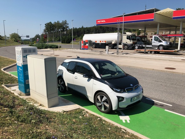 BMW i3 BEV na cestě Slovinskem 🚗⚡️