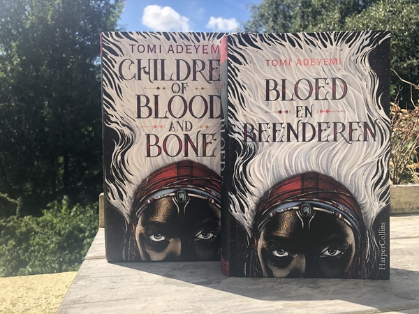 Boektip van Ebissé - Tomi Adeyemi's Children of Blood & Bone vol. 1