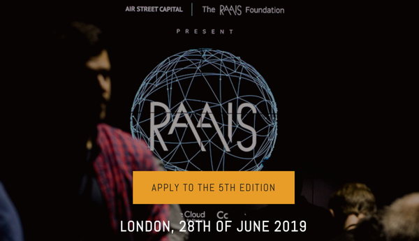 The Research and Applied Artificial Intelligence Summit (RAAIS)