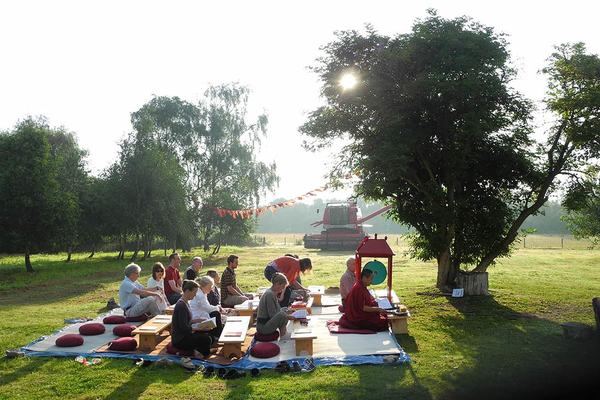 Teachings on the Vajrayana Ground, Path and Fruition  August 6  - 8    Rangjung Yeshe Gomde UK September 27 - 30 Rangjung Yeshe Gomde Germany-Austria October 2 - 4 Rangjung Yeshe Gomde Denmark