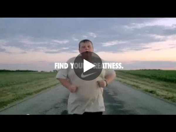 Nike: Find Your Greatness - YouTube