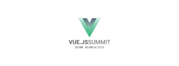 Vue.js Summit 2018 – August 31st in São Paulo, Brazil