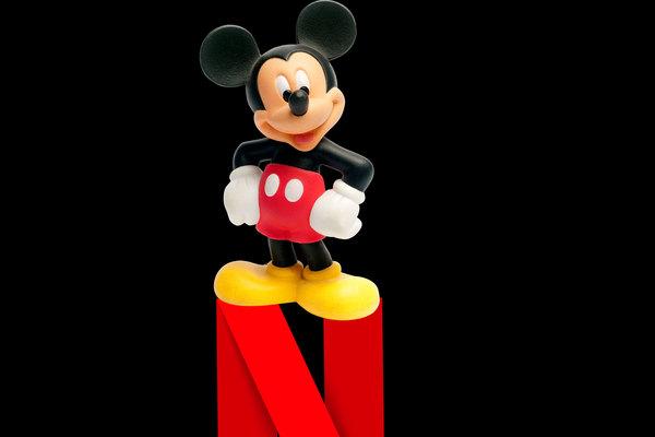 Bye bye Netflix: Disney lanceert streaming dienst met bizar dure serie