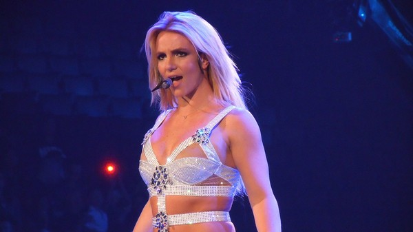 Only Britney Spears Could Have Caused the UK to Go Into Complete Meltdown