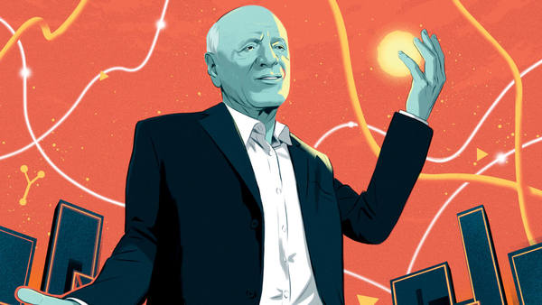 Why Barry Diller believes in cultivating creative conflict