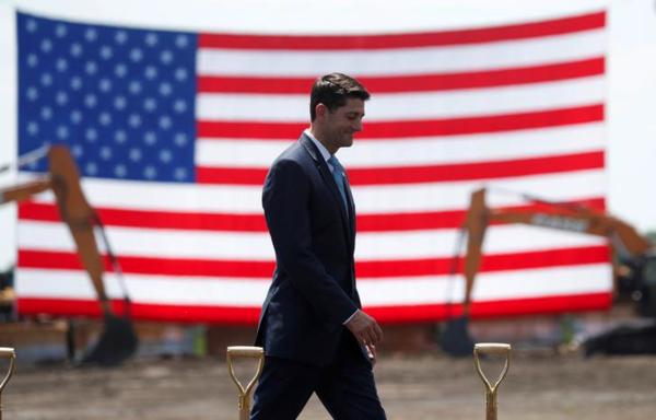 Paul Ryan (foto: Reuters)