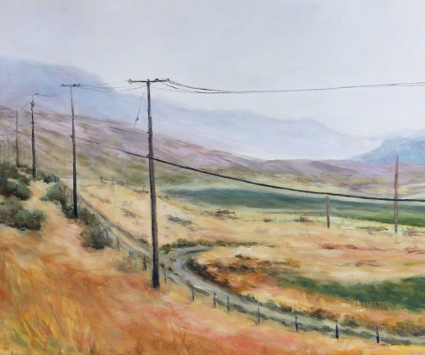Heading Home After The Fires by Terrill Welch  | Artwork Archive