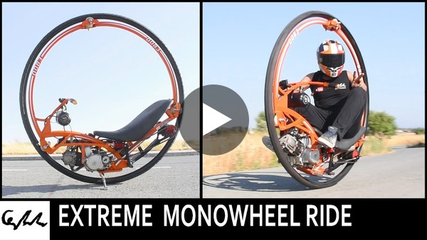 Making a Monowheel - YouTube