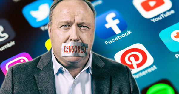 Infowars Website Traffic Explodes After Silicon Valley Blacklists Alex Jones Empire