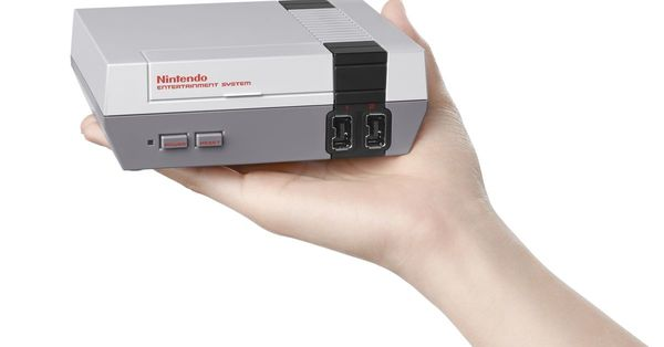The NES Classic Outsold the PS4, Xbox One, and the Switch in June