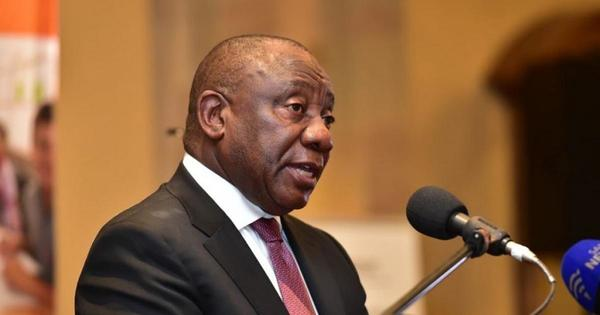 WATCH: Ramaphosa launches initiative to eradicate school pit toilets