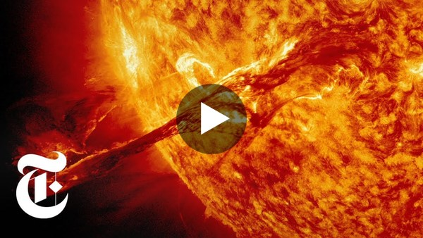 How NASA's Parker Solar Probe Will Touch the Sun | NYT - Out There - YouTube