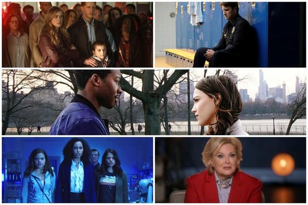 Los 5 estrenos con mejor pinta del otoño de las networks americanas