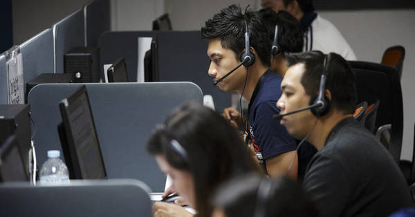 Philippine Call Centers Try to Put Threat of Automation on Hold