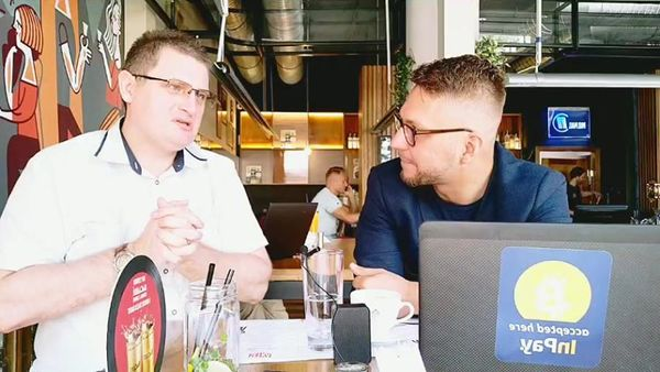 Lech Wilczyński - #bitcoin breakfast ver. 0.31 kup pan...