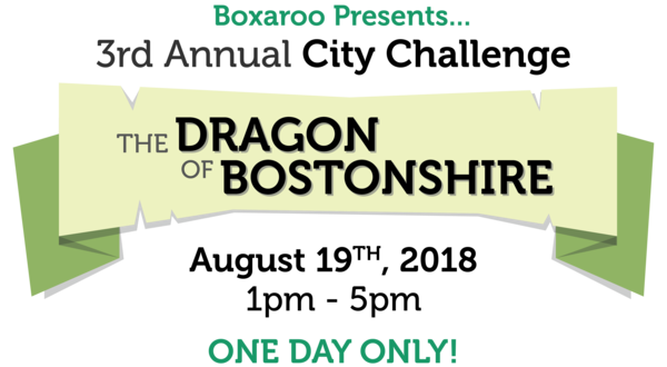 Boston Puzzle Hunt: Dragon of Bostonshire
