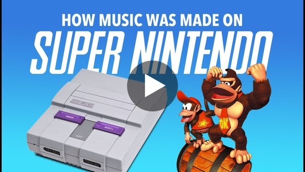 How Music Was Made On Super Nintendo - YouTube