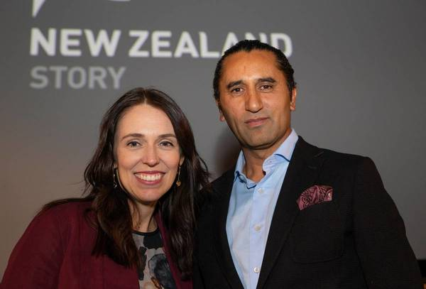 Prime Minister helps launch Kiwi stories on global stage - NZ Herald