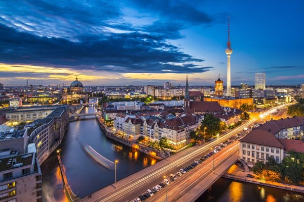 The Case for Berlin's Claim as Europe's Startup Capital