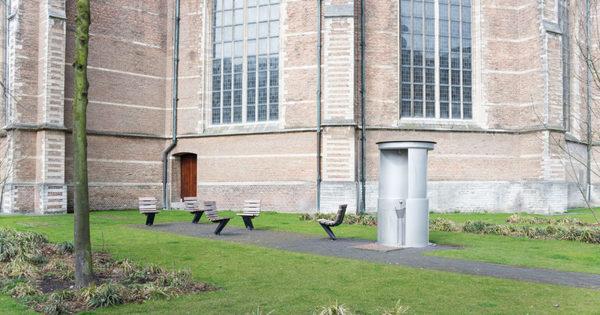 Ontmoeten in Rotterdam verbeeld