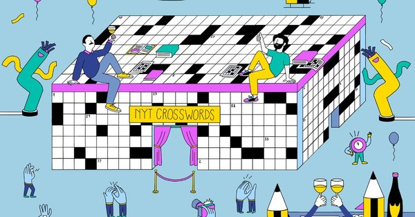 How to Make a Crossword Puzzle - The New York Times