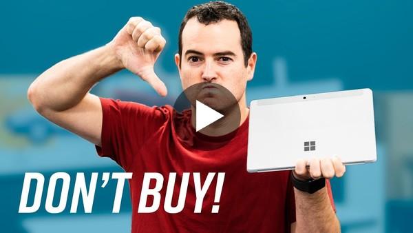 Koupit nebo nekoupit Surface Go, to je oč tu běží 🤷♂️