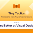 👌 How to Get Better at Visual Design