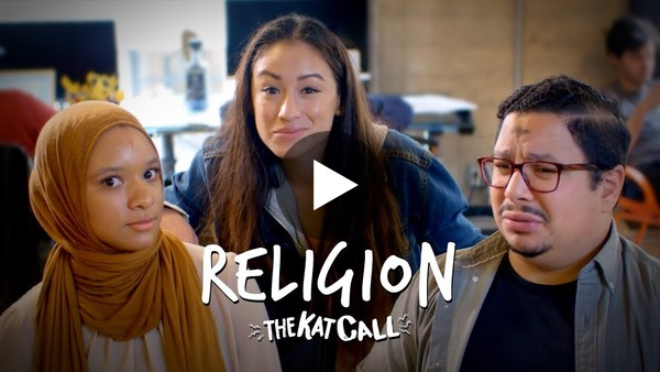 5) A 7 min video on how Latinos became Catholic, Muslim, Jewish, Buddhist, more