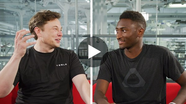 Talking Tech with Elon Musk! - YouTube