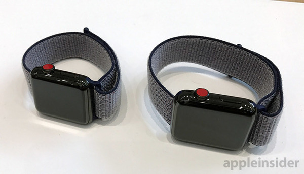 New 'Series 4' Apple Watch spotted in Eurasian regulatory filing