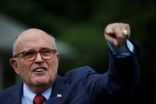 Rudy Giuliani (foto: Reuters)