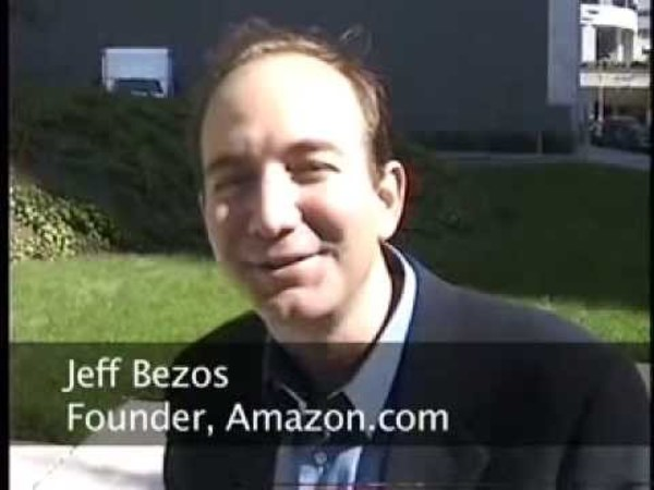 Jeff Bezos 1997 Interview - YouTube