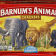 "Animal crackers box: Animals ""freed"" in new Nabisco Barnum animal crackers box packaging 