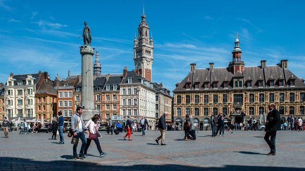 """Lille, ville la plus """"cool"""" de France ? - Is Rijsel de coolste stad van Frankrijk?"""