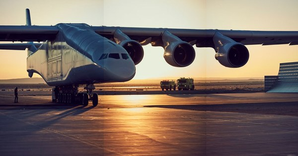 Building Stratolaunch, the Most Audacious Flying Machine Ever   WIRED