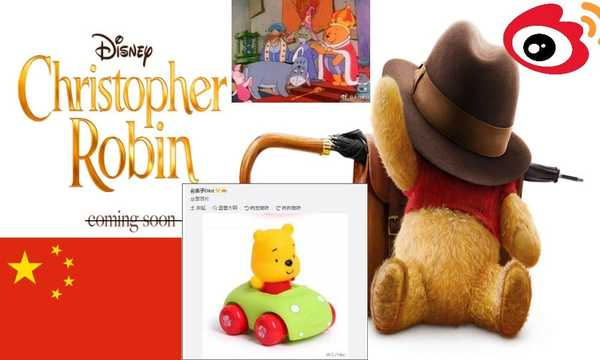 Why Disney's Christopher Robin Is Not Released in China (And It's Not Just Because of Winnie)