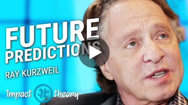 What You Need to Know About the Future with Legendary Futurist Ray Kurzweil