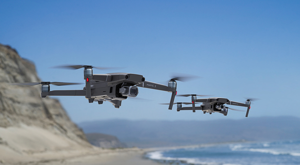 DJI Launches Drool-Worthy Mavic 2 Pro, Zoom Drones - ExtremeTech