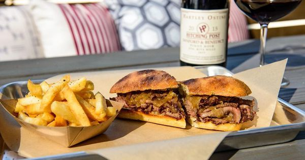 Delicious BBQ And World-Class Wine Are Your Perfect Pairing