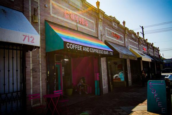 Cuties Coffee, Los Angeles' Queer Community Space, Needs Your Help