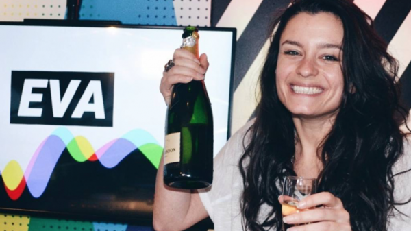 Eva Koreman nieuwe presentator 3voor12 Radio