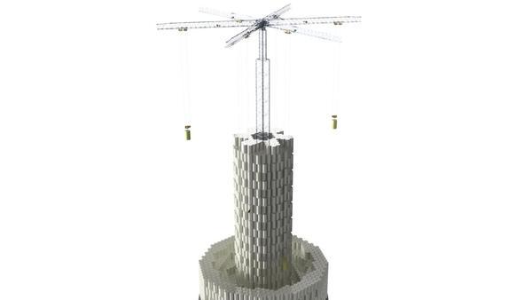 Dieses schweizerische Start-Up speichert erneuerbare Energien in Beton-Blöcken