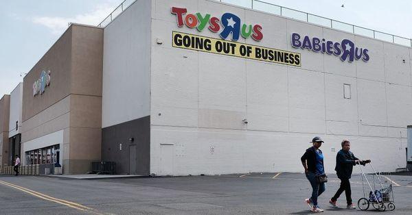 Warum Toys 'R' Us wirklich untergegangen ist – es lag nicht (nur) an Amazon
