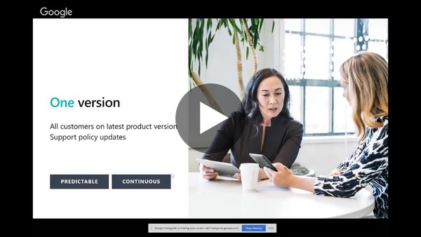 Dynamics 365 Release and Update Cadence - YouTube