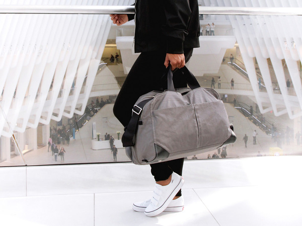 Can you live out of one bag and still be stylish?