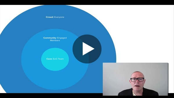 Exponential Organizations: Community and Crowd - YouTube