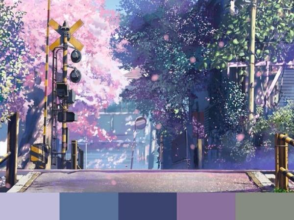 Görselden renk paleti oluşturma